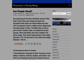 preachersstudyblog.com
