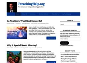 preachinghelp.org