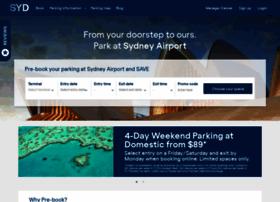 prebook.sydneyairport.com.au