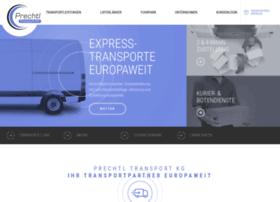 prechtl-transporte.com