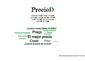 preciod.com