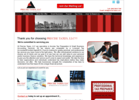 precise-taxes.com