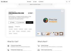 preciseanalysis.com