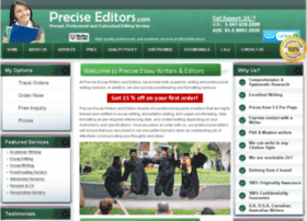 preciseeditors.com