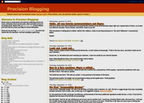 precision-blogging.blogspot.com