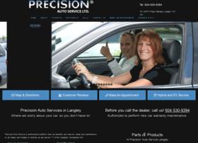 precisionautoservice.com