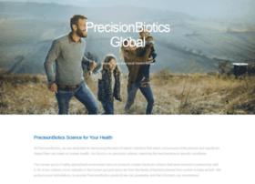 precisionbiotics.com
