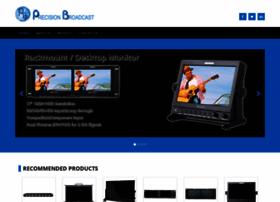 precisionbroadcast.co