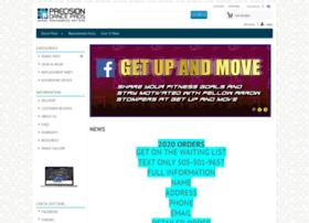 precisiondancepads.com
