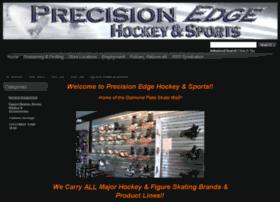 precisionedgesports.com