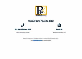 precisionenvelope.com