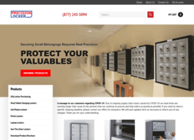 precisionlocker.com
