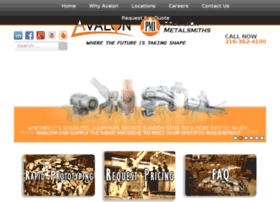 precisionmetalsmiths.com