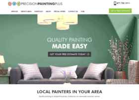 precisionpaintingplus.net
