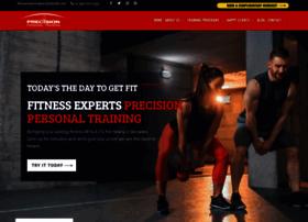 precisionpersonaltraining.com