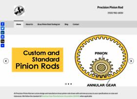 precisionpinionrod.com
