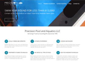 precisionpoolandaquatics.com