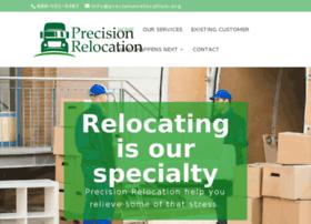 precisionrelocation.org
