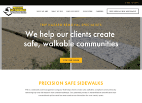 precisionsafesidewalks.com