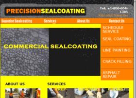 precisionsealcoatinginc.com