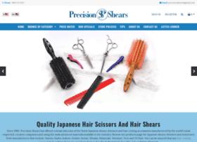 precisionshears.com