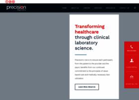 precisiontoxicology.com