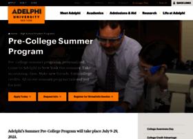 precollege.adelphi.edu