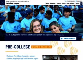 precollege.emory.edu