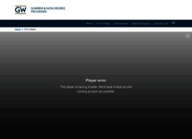 precollege.gwu.edu