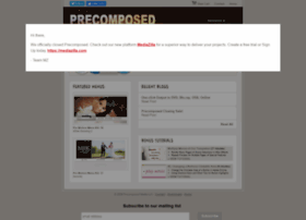 precomposed.com