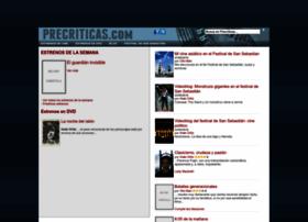 precriticas.com