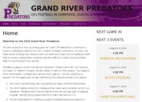 predatorsfootball.ca