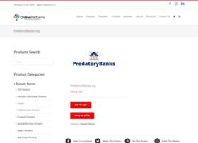 predatorybanks.org