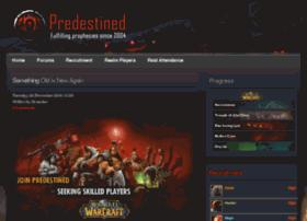 predestinedguild.com