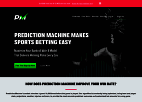 predictionmachine.com