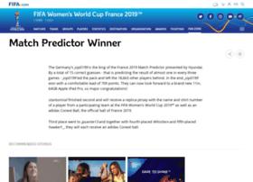 predictor.fifa.com