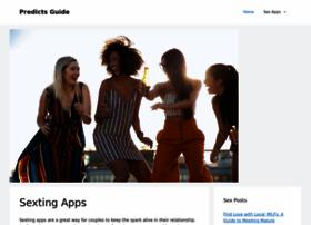 predicts.org.uk