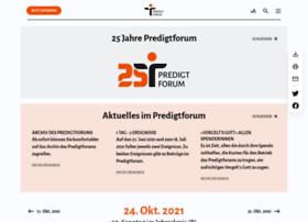 predigtforum.com