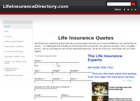 preexistingconditionsinsurance.com