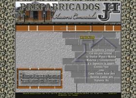 prefabricadosjh.com