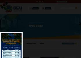 prefeituraunai.mg.gov.br