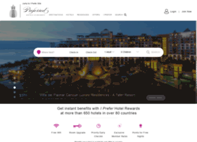 preferredhotelgroup.com