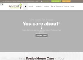 preferredseniorcare.com