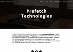 prefetch.net
