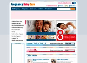 pregnancy-baby-care.com