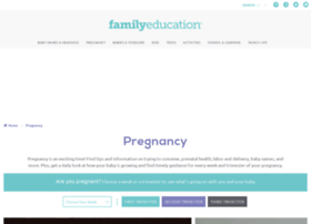 Pregnancy.familyeducation.com