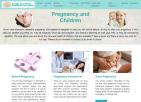 pregnancyandchildren.com