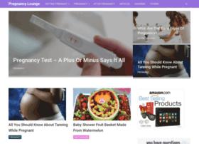 pregnancylounge.com