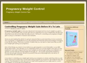 pregnancyweightcontrol.net