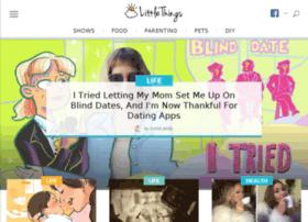 pregnantdance.littlethings.com